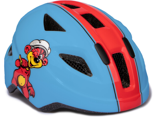 Puky PH 8 Helm Kids blau/rot